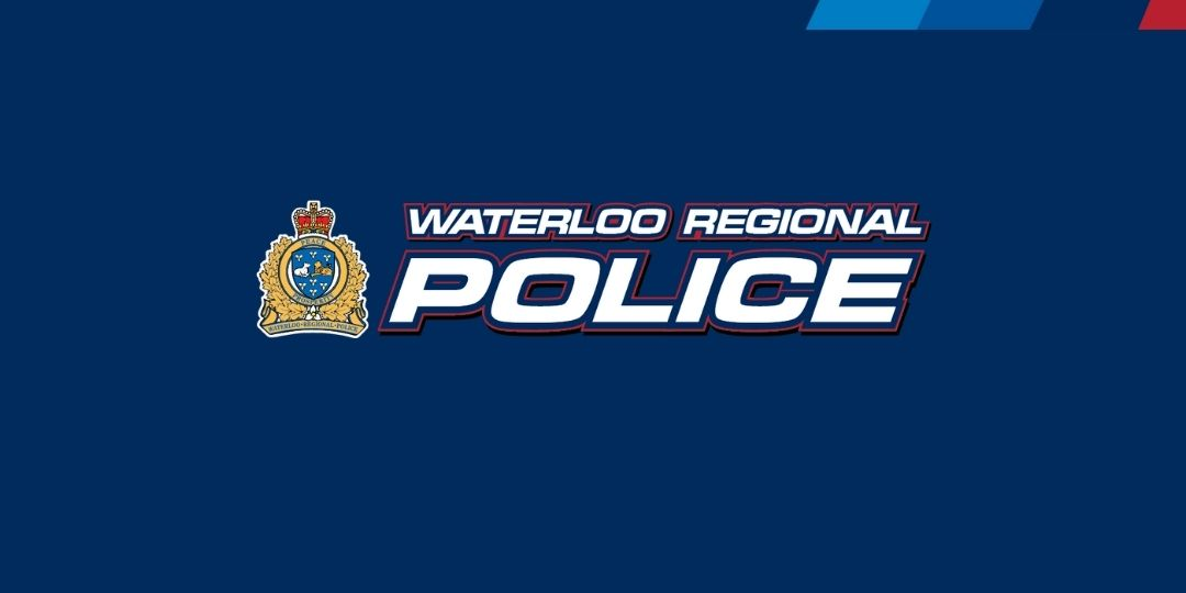 Blue background with WRPS Police Logo