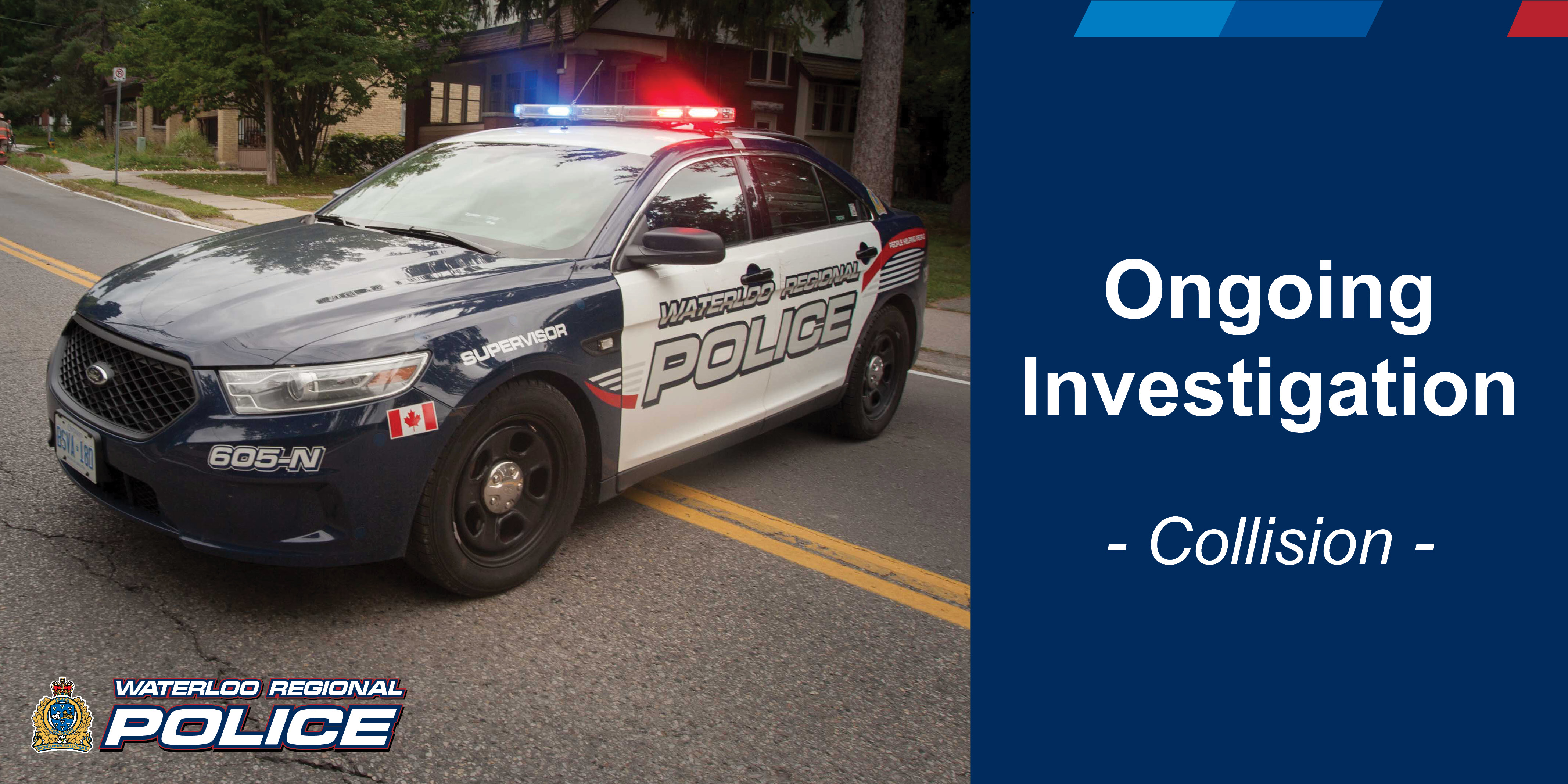 Media Release - Ongoing Collision Investigation