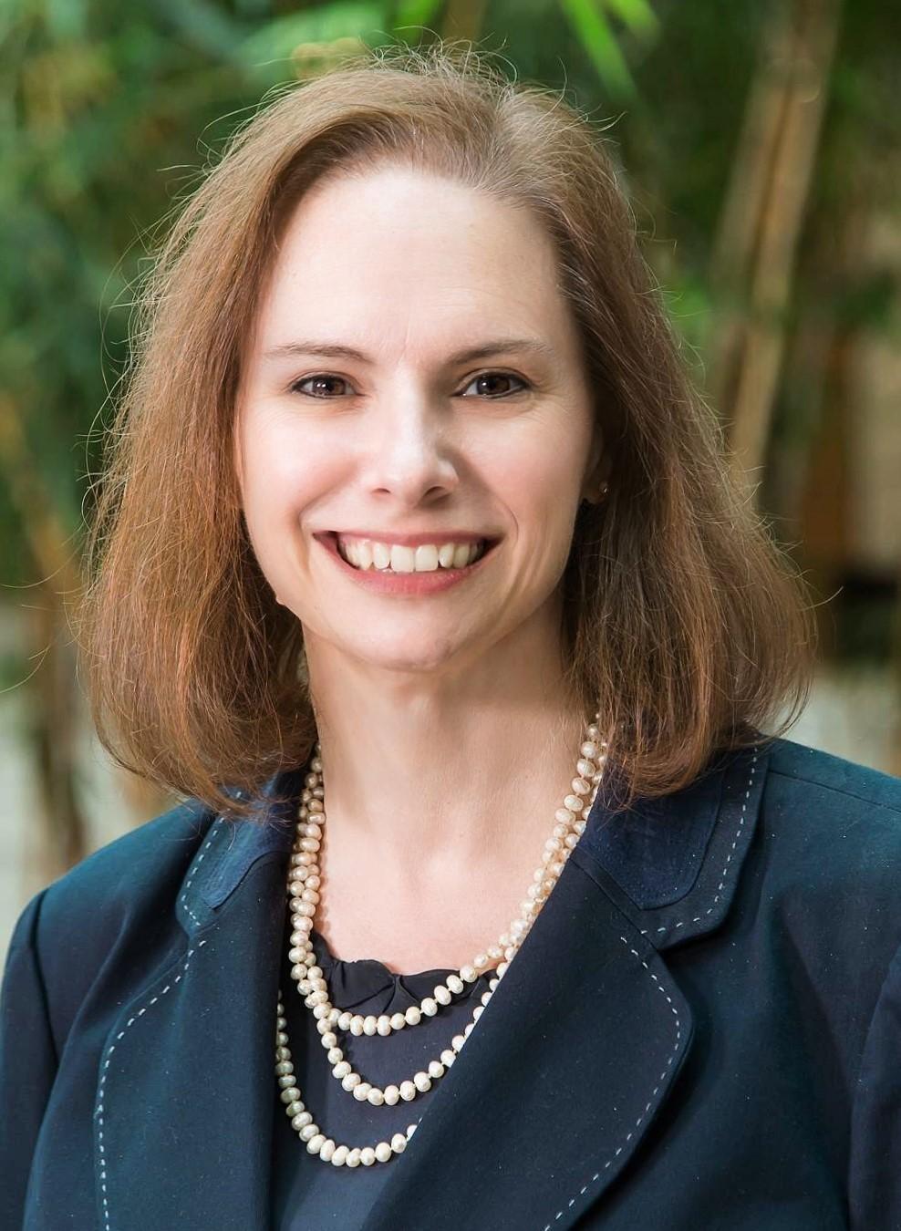 Portrait of Dr. Schnarr