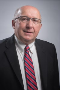Photo of Police Board Chair Tom Galloway